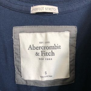 Abercrombie & Fitch Dresses - Abercrombie and Fitch | Navy Blue Bodycon Dress